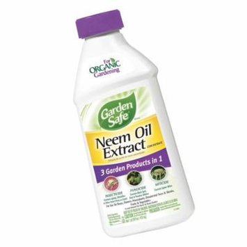 Garden Safe Neem Oil Extract Concentrate… 1 Pack