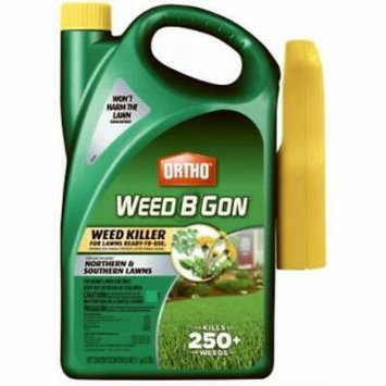 Ortho Weed B Gon Gallon Ready To Use Weed Killer Kills Weeds Not Lawns