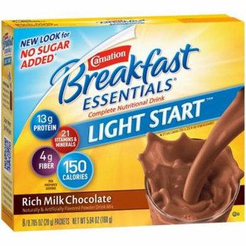 Carnation Breakfast Essentials Drink Mix, Rich Milk Chocolate
