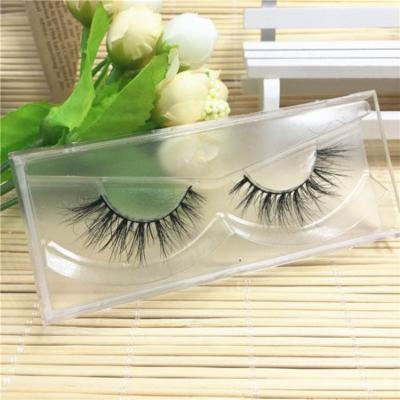 Outtop 3D Natural Multi Layer Thick Cross Eye Lashes False Eyelashes M04