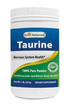 Best Naturals Taurine Powder 1 lb