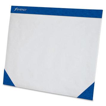 Ampad Desk Pad - 50 Sheets - Plain - 15 lb Basis Weight - 22