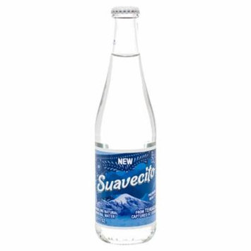 New 378544 Suavecito Mineral Water 12 Oz Natural (24-Pack) Bottle Soda Cheap Wholesale Discount Bulk Beverages Bottle Soda Fashion Accessories