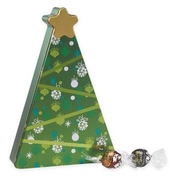 Lindt Lindor Holiday Tree Gift Tin