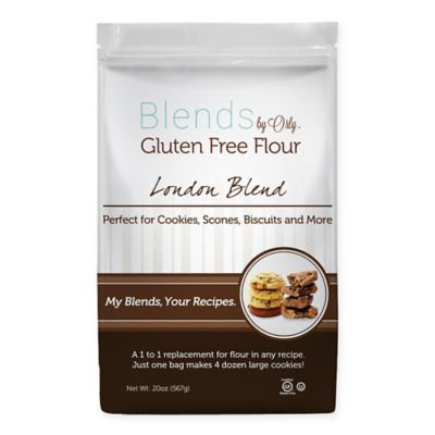 Blends By Orly™ 6-Pack Gluten Free Flour London Blend