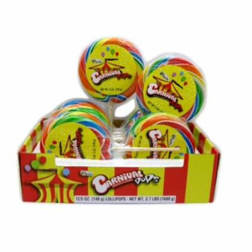 BEE Giant Carnival Lollipop Case Pack 36