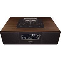Sangean-personal & Portable Sangean WR-5 Desktop Clock Radio - 2 x Alarm - FM, AM