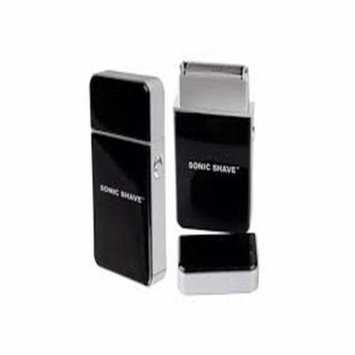 Black Multi-function Portable Travel Shaver - Removes Hair Quickly and gives you a clean close shave