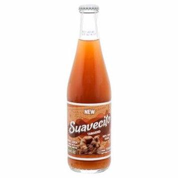 New 378546 Suavecito Craft Soda 12 Oz Tamarind (24-Pack) Bottle Soda Cheap Wholesale Discount Bulk Beverages Bottle Soda Square