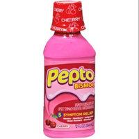 Pepto-Bismol Liquid For 5 Symptom Relief Cherry 12 OZ (PACK OF 2)