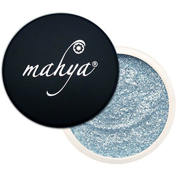 "Multi-Purpose Mineral Glimmering Eye Shadow ""Ocean Star"" 0.09 Ounce by Mahya Cosmetics"