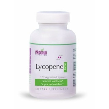 Zenith Nutrition Lycopene 10000 - 120 Capsules