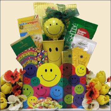 GreatArrivals Sugar Free Smiles Diet & Health Gift Basket, 5 Pound