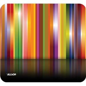 Eforcity Allsop Naturesmart Mousepad Tech Multi Stripes - 1