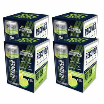 Kill Cliff Lemon Lime Recovery & Hydration Drink 16-12 oz Cans