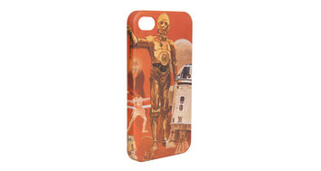 BD & A Star Wars iPhone 4/4S Case - Droids of Tatooine - iPhone
