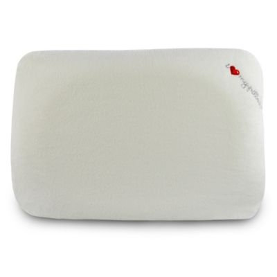 Love My Pillow Signature Contour Memory Foam King Bed Pillow
