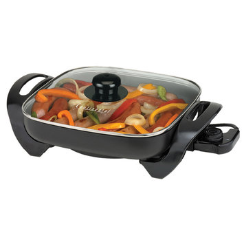 Continental Ce23741 12-inch Electric Skillet