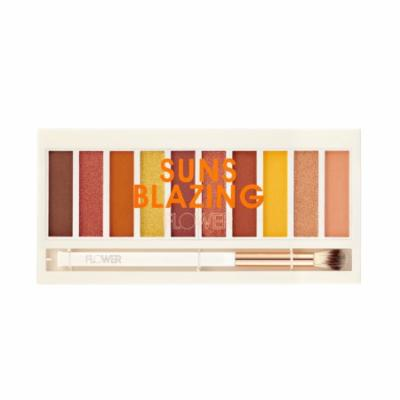Flower Shimmer & Shade Eyeshadow Palettes Makeup Face