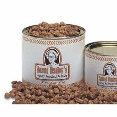 Aunt Ruby`s 12 0z Honey Roasted Peanuts