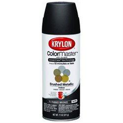 Krylon/Consumer Div Brushed Metallic Aerosol Enamel