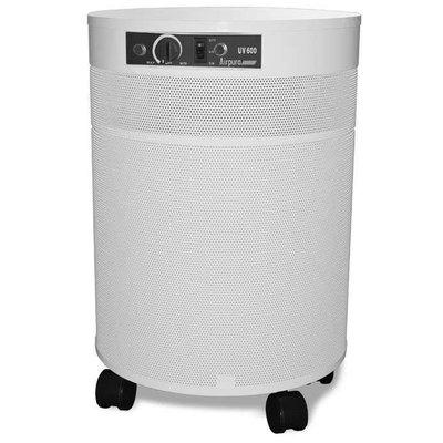 Airpura Industries Airpura UV600 Air Purifier - HEPA - 2000 Sq. ft. - 4189.1 gal/min - White