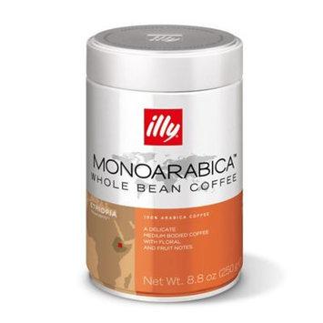 illy 8.8-oz. Monoarabica Whole Coffee Beans, Yirgacheffe