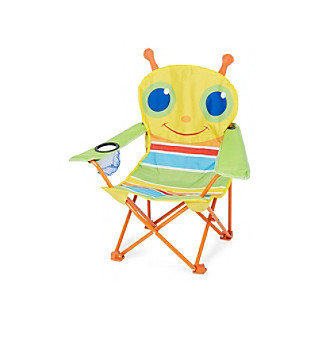 Melissa & Doug Sunny Patch Giddy Buggy Camp Chair