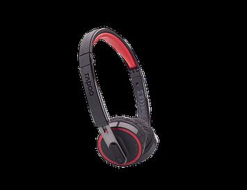 Shenzhen Rapoo Technology Co. Rapoo H3080 Wireless Foldable Headset - Stereo - Black - Wireless - RF - 32.8 ft - Over-the-head - Binaural - Circumaural - Omni-directional Microphone