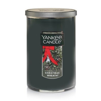 Christmas Wreath - 2 wick 22oz Yankee Candle