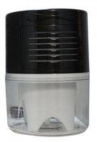 EcoGecko Air Cleaner & Revitalizer - Solar System - Ultraviolet, Ionizer - 600 Sq. ft. - Black, Silver
