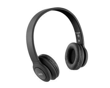 HMDX Jam Transit Bluetooth On-Ear Headphones - Black