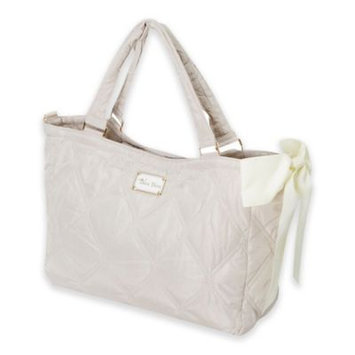 Thea Thea, Llc. THEA THEA Sara Diaper Bag in Ivory