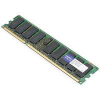 AddOn AM1333D3DRLPR/4G x1 Dell SNPNN876C/4G Compatible Factory Original 4GB DDR3-1333MHz Registered ECC Dual Rank 1.5V 240-pin CL9 RDIMM - 100% compatible and guaranteed to work