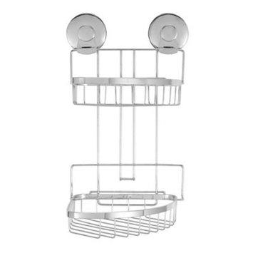 Everloc Endure Suction Cup Corner Baskets