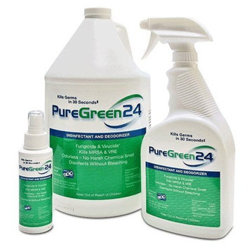 Pure Green 24 Disinfectant 32oz
