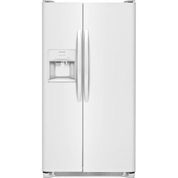 Frigidaire White Side-By-Side Refrigerator