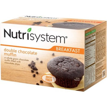 Nutrisystem Morning Mindset Double Chocolate Muffins, 2 Oz, 4 Ct