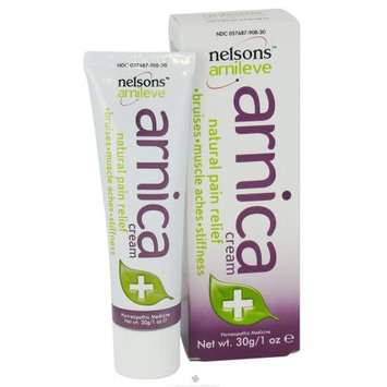(4 PACK) - Nelsons Arnica Cream For Bruises | 30g | 4 PACK - SUPER SAVER - SAVE MONEY: Cell Phones & Accessories