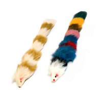Iconic Pet Weasel Toy