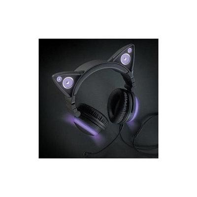 Cat Ear Headphones Purple