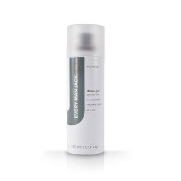 Every Man Jack Hydrating Formula Shave Gel, Sensitive Skin, Fragrance Free 7 oz