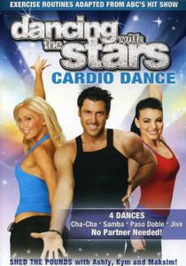 Dancing with the Stars Cardio Dance DVD (2006)