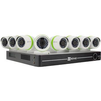 EZVIZ Video Surveillance System - Digital Video Recorder, Camera - 1TB Hard Drive - 1920 x 1080