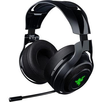 Razer ManO'War Tournament Edition - Stereo - Mini-phone - Wired - 32 Ohm - 20 Hz - 20 kHz - Over-the-head - Binaural - Circumaural - 4.27 ft Cable