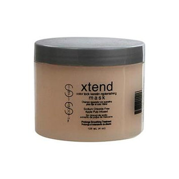 ( PACK 3) SIMPLY SMOOTH XTEND COLOR LOCK KERATIN REPLENISHING MASK 4 OZ By Simply Smooth
