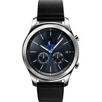 Hitachi Samsung Gear S3 classic Smart Watch - Wrist - Accelerometer, Barometer, Gyro Sensor, Heart Rate Monitor, Ambient Light Sensor, Altimeter - Text Messaging, Email - Heart Rate, Sleep Quality, Speed, Steps Taken - Samsung Exynos 7270 1 GHz Dual-core (2 Core)