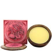 Geo F. Trumper Trumpers Wooden Shave Bowl - Extract of Limes (Normal) (80g)
