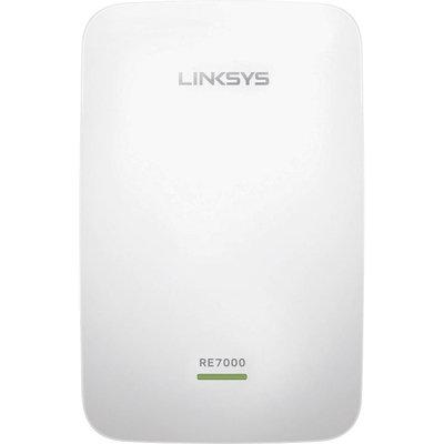 Linksys Llc Linksys Max-Stream RE7000 IEEE 802.11ac 1.86 Gbit/s Wireless Range Extender - 5 GHz, 2.40 GHz - MIMO Technology - Beamforming Technology - 1 x Network (RJ-45) - Wall Mountable
