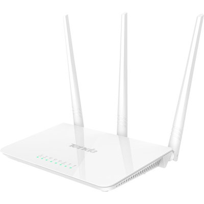 Tenda Network F3 300Mbps Wireless Router Retail